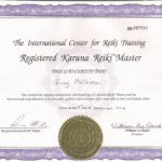 Karuna Reiki Master Teacher