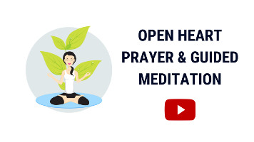 Open Heart Prayer | Open Your Heart To God Guided Meditation